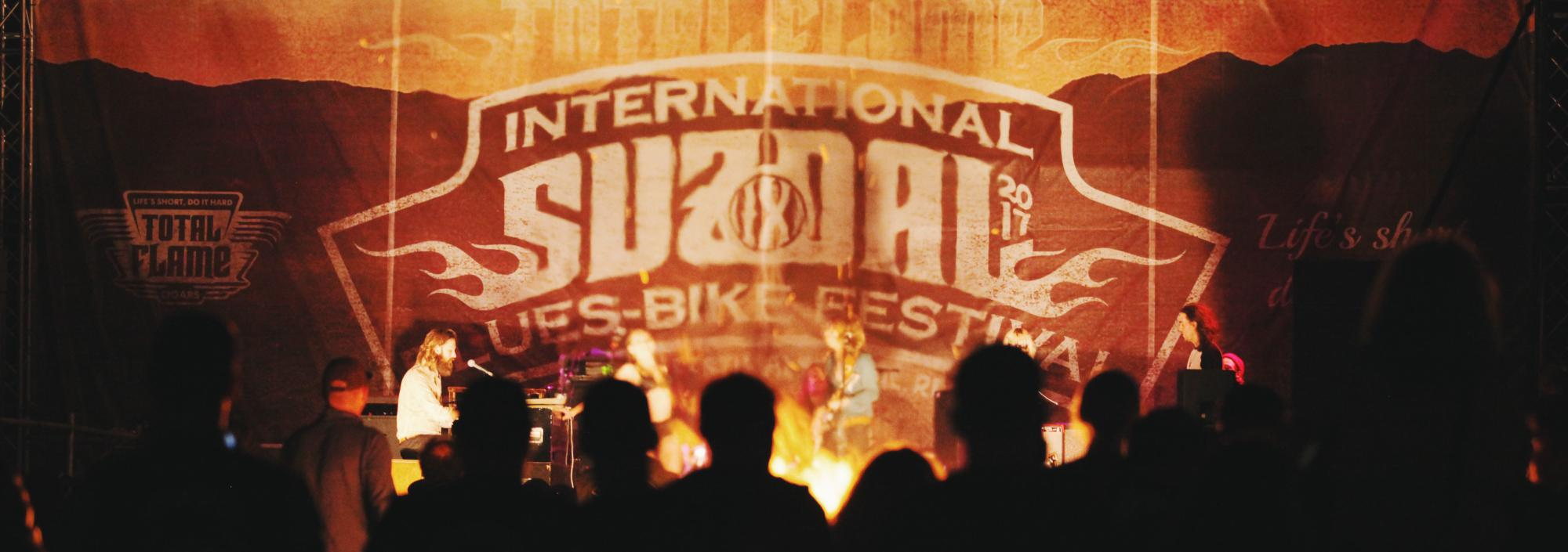 Suzdal International Blues-Bike Festival 2018
